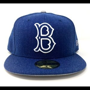 New Era 59Fifty Brooklyn Dodgers Fitted Cap 7 1/2
